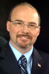 59th Assembly District candidate Tim Donnelly. HAND-IN: 6-9-10