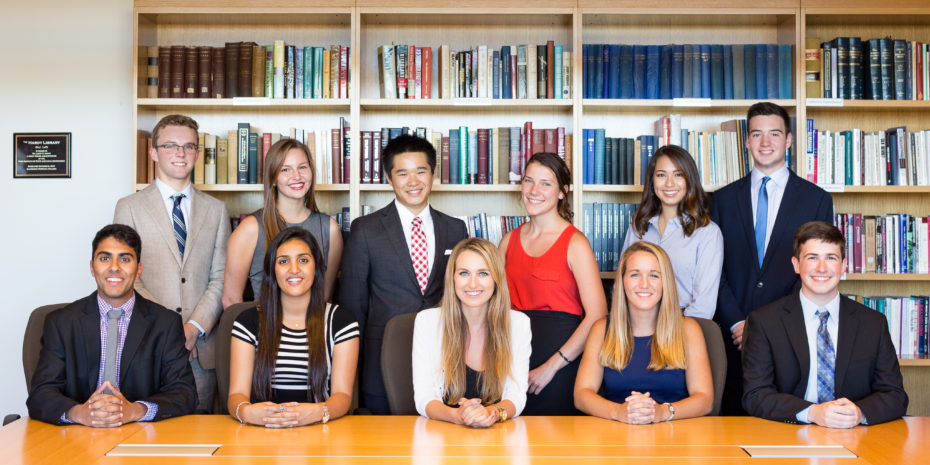 The Rose Institute Welcomes 2015 New Hires!