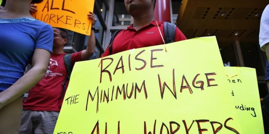 California Raises Minimum Wage Above Federal Minimum