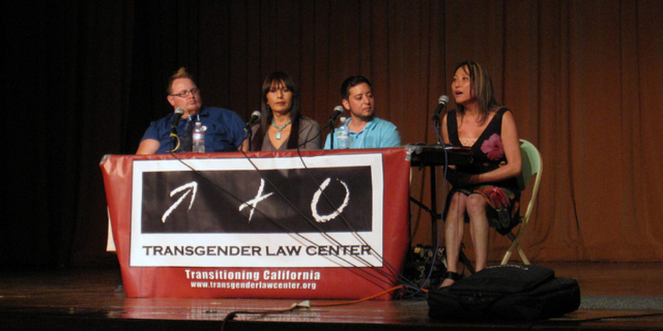 Opponents of Transgender Law Submit Signatures for Repeal