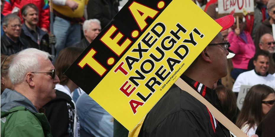 Is I.E. District Poised to Elect Tea Party Candidate?