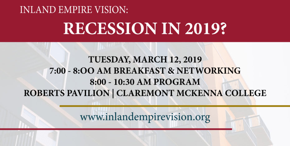 Inland Empire Vision Conference announcement