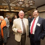 Tony Quinn, Henry Olsen at Rose 40th Anniversary