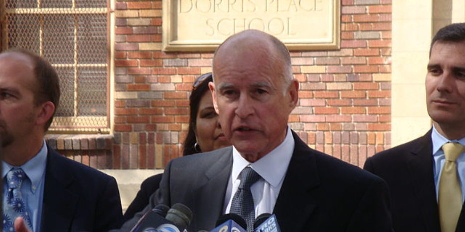 Gov. Brown, Senate Democrats, and the K-12 Education Spending Reform