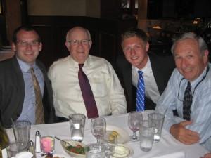 Riley Lewis, Dave Huntoon, Dave Meyer, Bob Howard