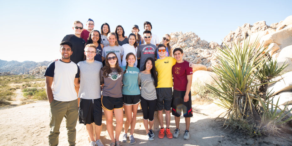 Rose Institute 2015 Retreat: Joshua Tree!