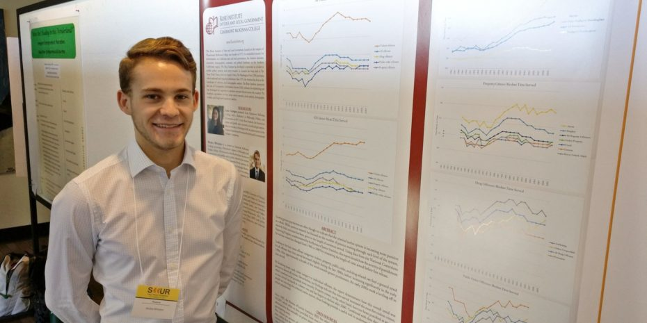 Rose students present research at SCCUR
